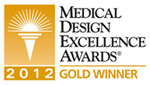 MDEA 2012 GoldWinner
