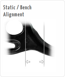 Static Bench Alignment